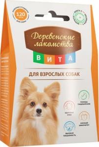 Витаминизированное лакомство для взрослых собак