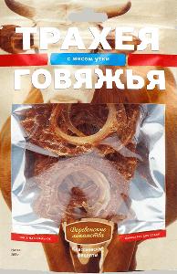 Трахея говяжья с мясом утки. Классические рецепты, 50г
